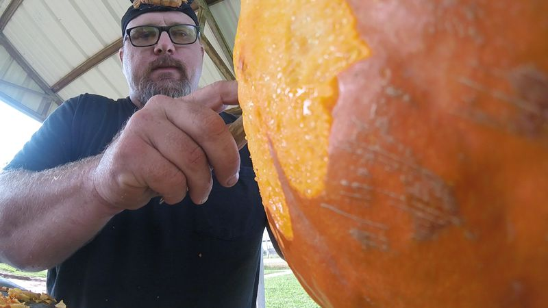 A Wilson man is spicing things up as he competes with a team to win $50,000 on the Food...
