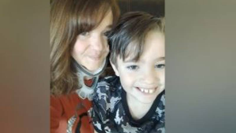 Boy honored by Enos Fire Department after 9-1-1 call saves his mother's life.
