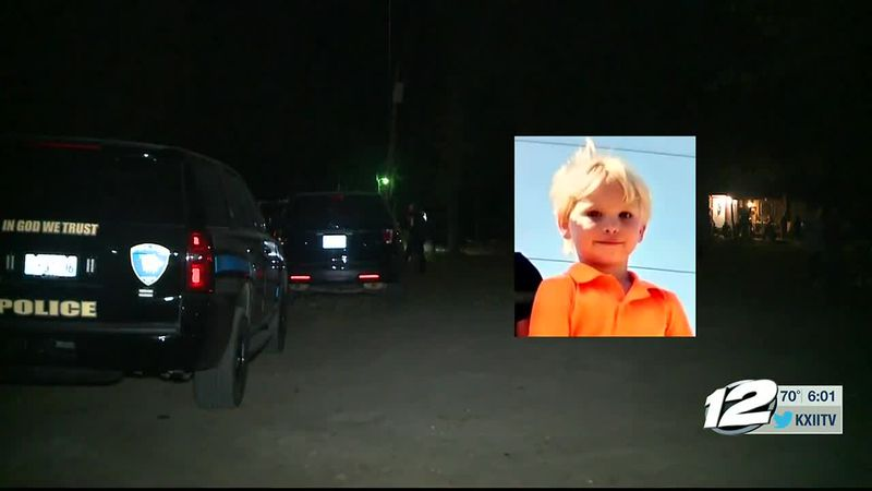 A 3-year-old Bryan County boy is safe and sound after a nearly 11 hour overnight search ended...