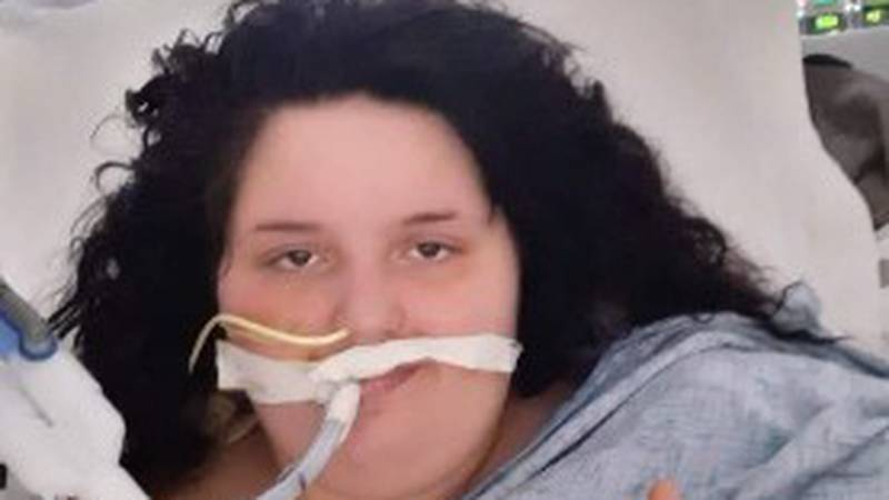 Haylee Richard home after nearly three weeks hospitalized in Fort Worth with covid