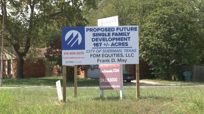 A new coffee shop and 166 acre development near FM 1417 were approved at Tuesday night's P&Z...