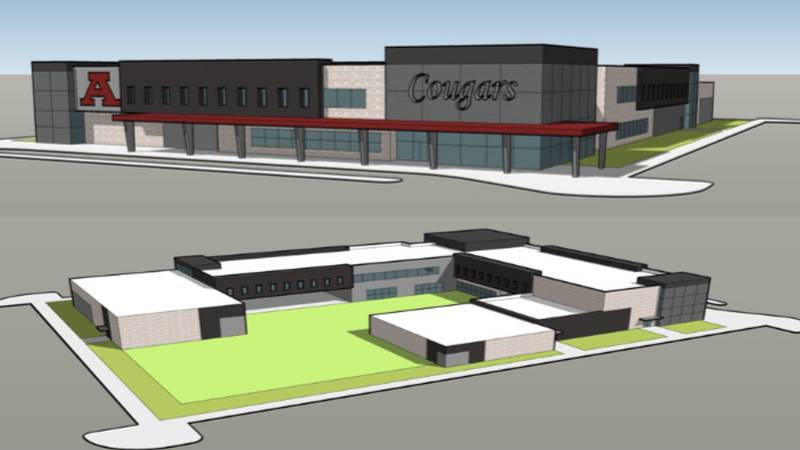 The Ada City Schools district will soon begin construction on two new elementary schools thanks...
