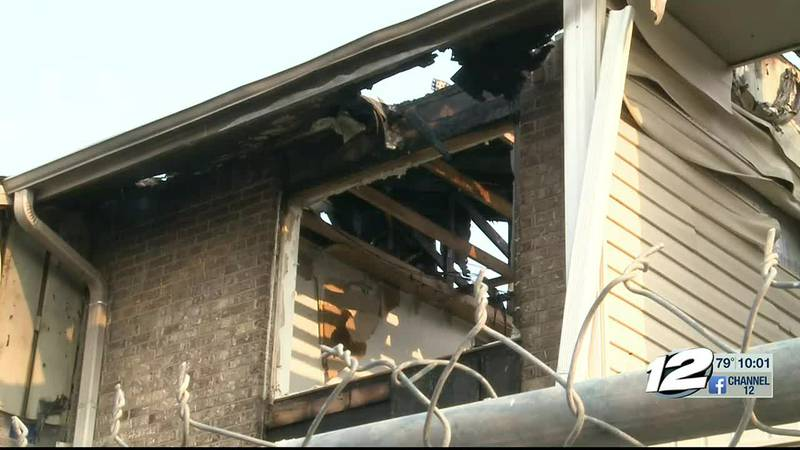Several families lost their homes, all of their belongings and a neighbor after a deadly fire...