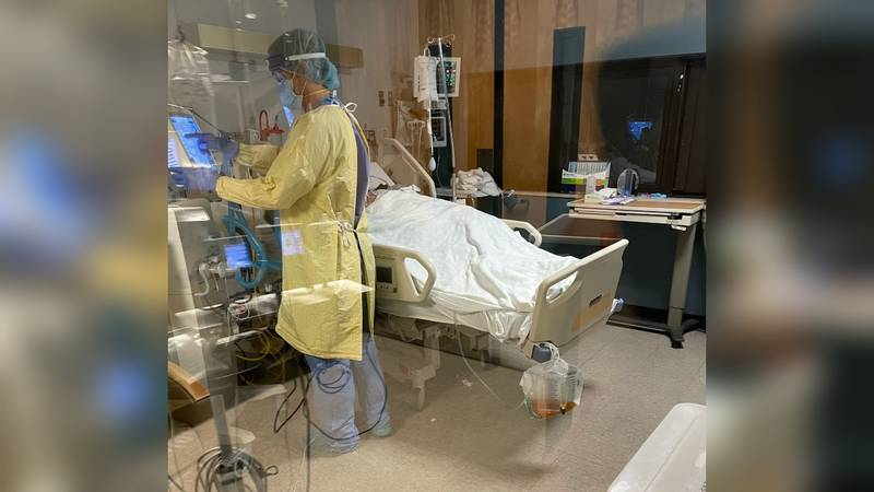 On average, it costs almost $22,000 to hospitalize a COVID-19 patient. That costs increases to...