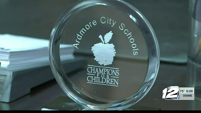 Ardmore elementary students may have noticed a change in their handbooks a month ago when a...