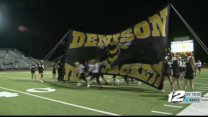 Denison prepares for Frisco Liberty