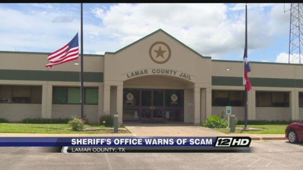 Sheriff's Office warns of scammer posing as Lamar County ...