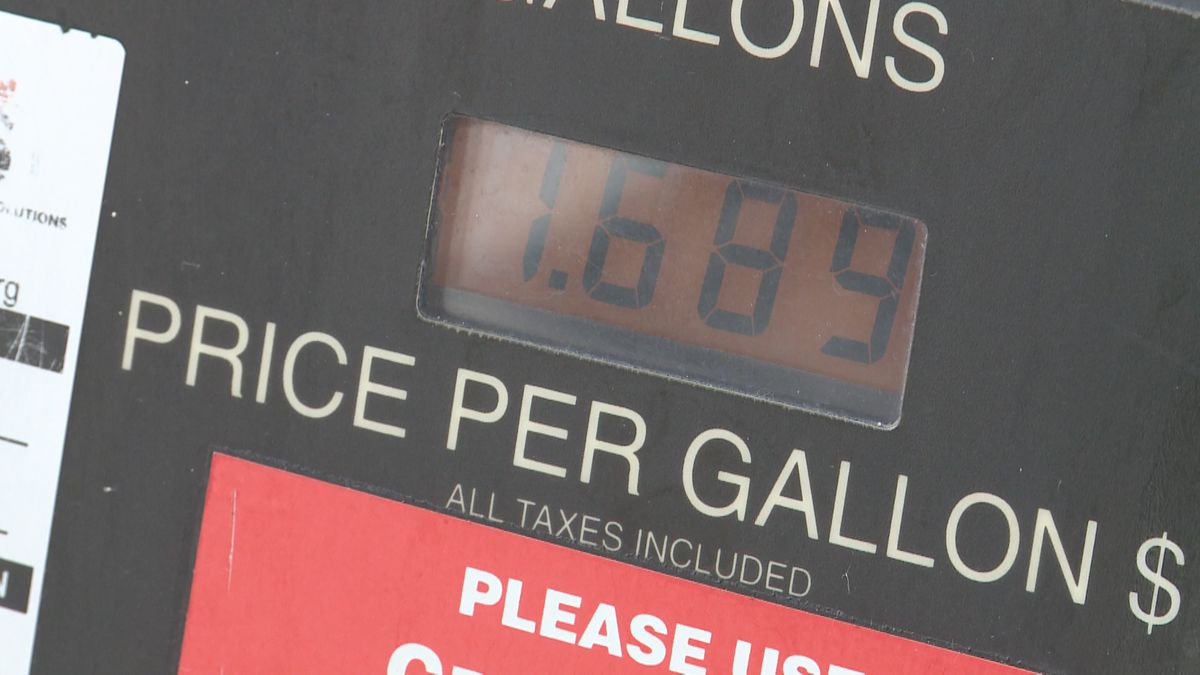 According to Triple A, fewer Americans are traveling over the Thanksgiving Holiday causing gas...