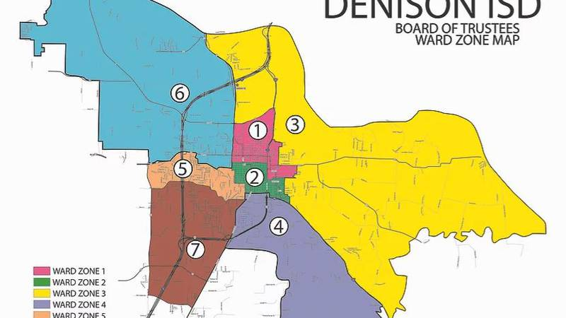 The Denison school board unanimously approved the appointment of a redistricting advisory...