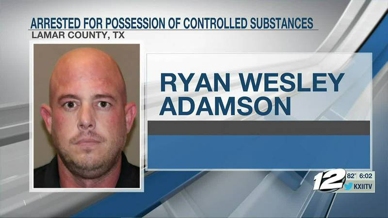A man is in jail after he nearly ran over a child at the Lamar County fair Saturday night.