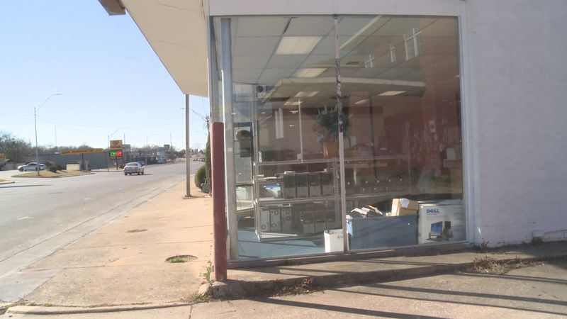An Ardmore technology repair store was broken into last week, the latest in what police...