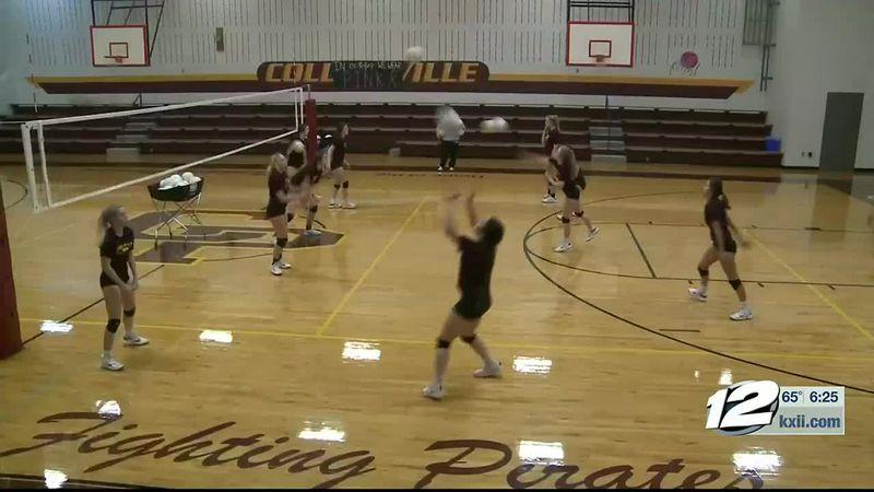Collinsville volleyball prepares for round 3