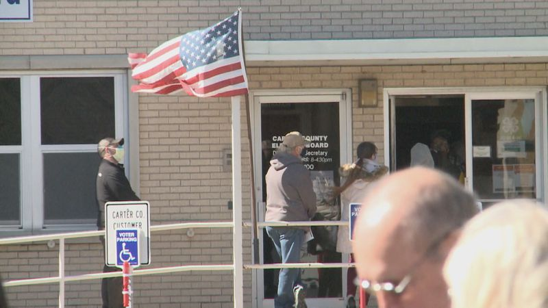 Long lines expected in Oklahoma for Election Day.