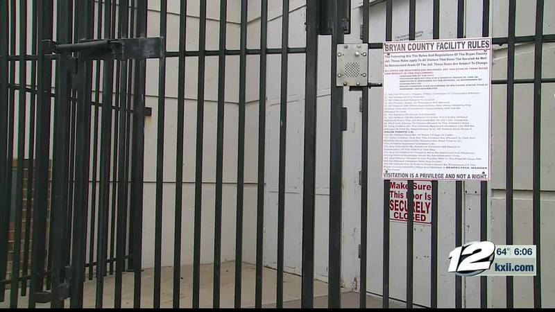 One inmate was taken to the hospital and dozens had to be removed from their cell after the...