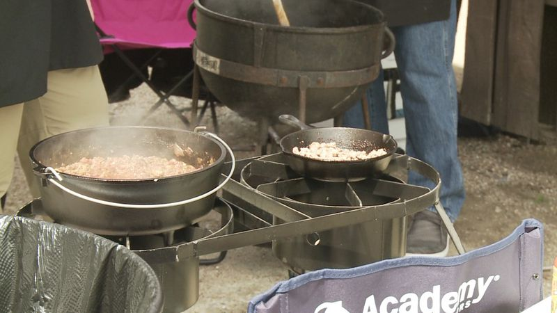 Grayson County Child Welfare Board hosts chili cook off to raise money and bring awareness into...