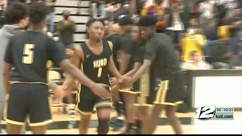 Hugo-Beggs Boys Hoops Highlights