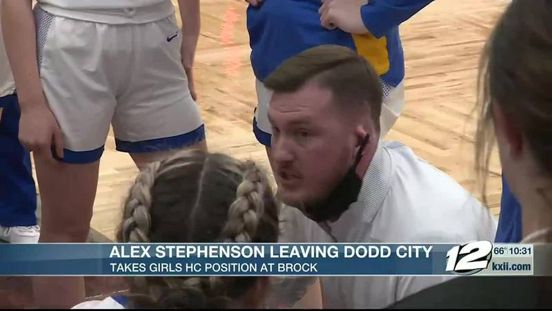 Dodd City's Stephenson hired at Brock