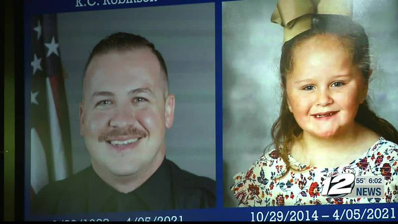 Hundreds of community members from across Texoma gathered in Celina Thursday, to honor a fallen...