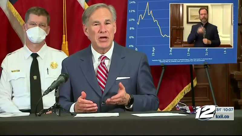 Texas Gov. Greg Abbott urges Texans to take COVID-19 pandemic seriously, again.