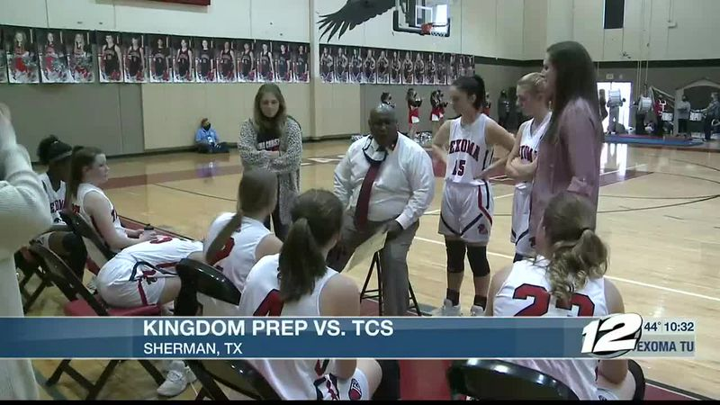 TCS-Kingdom Prep Girls Hoops Highlights