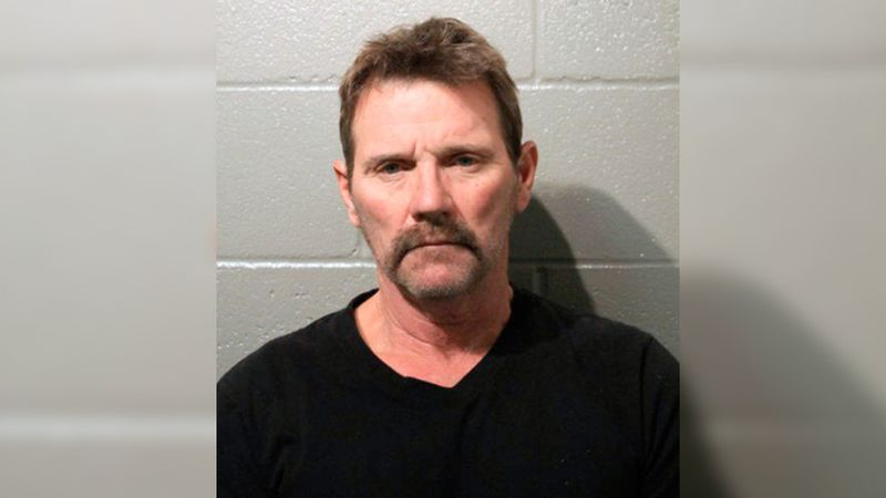 This Feb. 3, 2020 photo from the Cleveland County Sheriff's Office shows Max Leroy Townsen. Two...