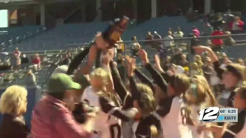 Lone Grove Softball wins Class 4A State Championship