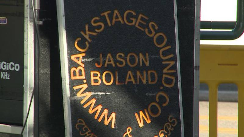 Jason Boland and the Stragglers kick off Durant's free concert series