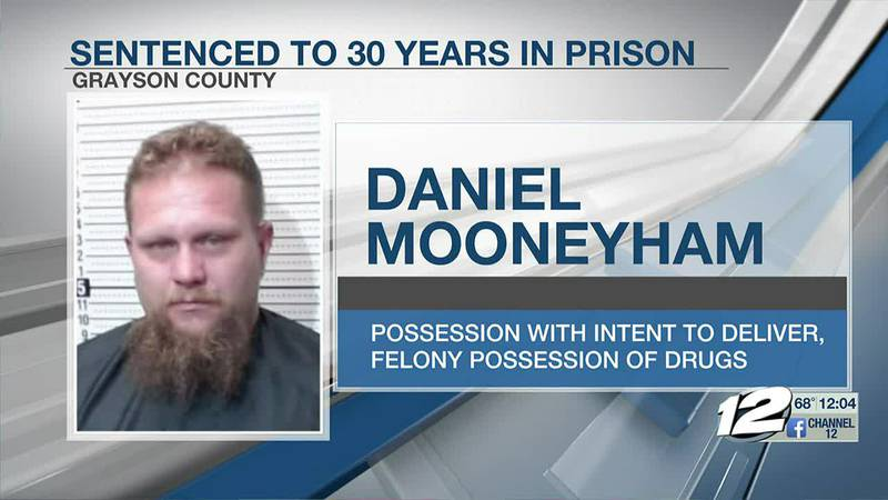 A Grayson County man from Anna, Texas faces 30 years in prison for felony possession of illegal...