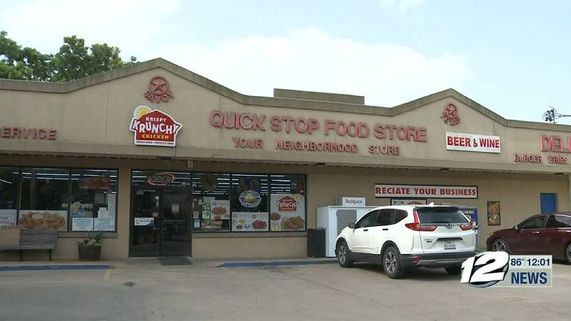 A man was shot and killed Monday night at the Quick Stop Food Store on SH-56 in Savoy.