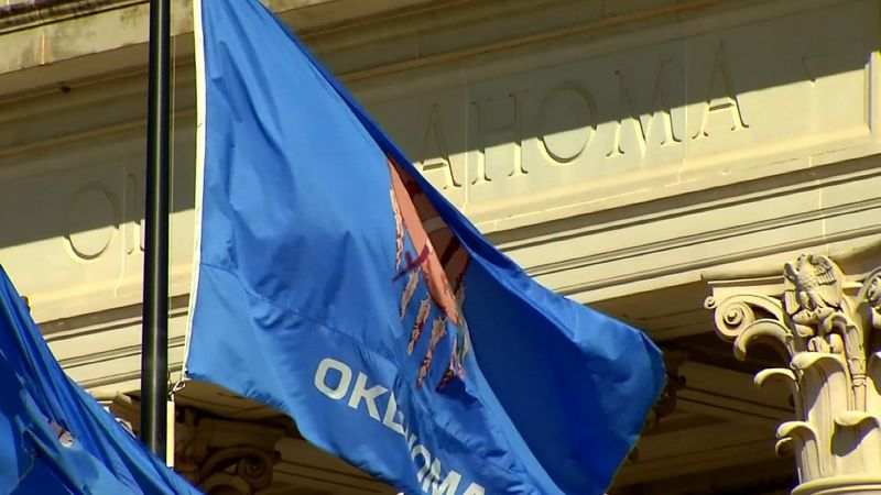 Oklahoma House passes Senate Bill 2 that would ban transgender women from playing in women...