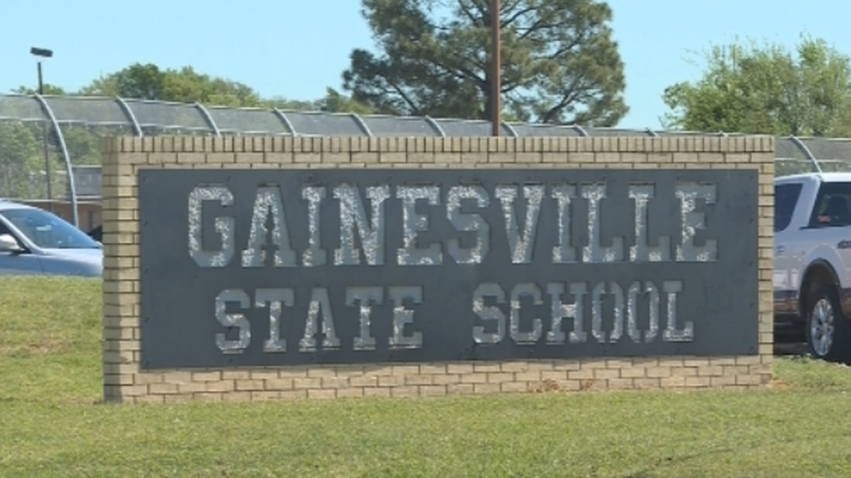 Texas Juvenile Justice Department Executive Director Camille Cain announced in May a Youth Development Coach at the Gainesville State School tested positive for COVID-19. (KXII)