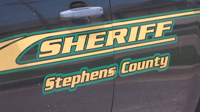 Eight people have been arrested in Stephens County after a burglary investigation.