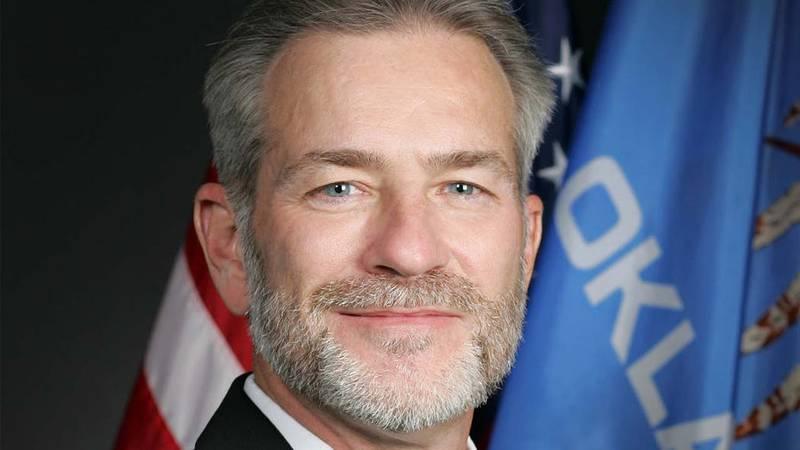 Oklahoma Rep. Tommy Hardin (R-Madill)
