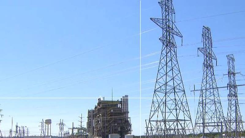 The Electric Reliability Council of Texas says a large number of power plants across the state...