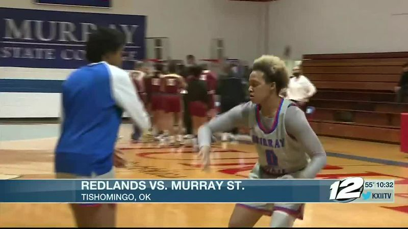 Murray State-Redlands Womens Hoops Highlights