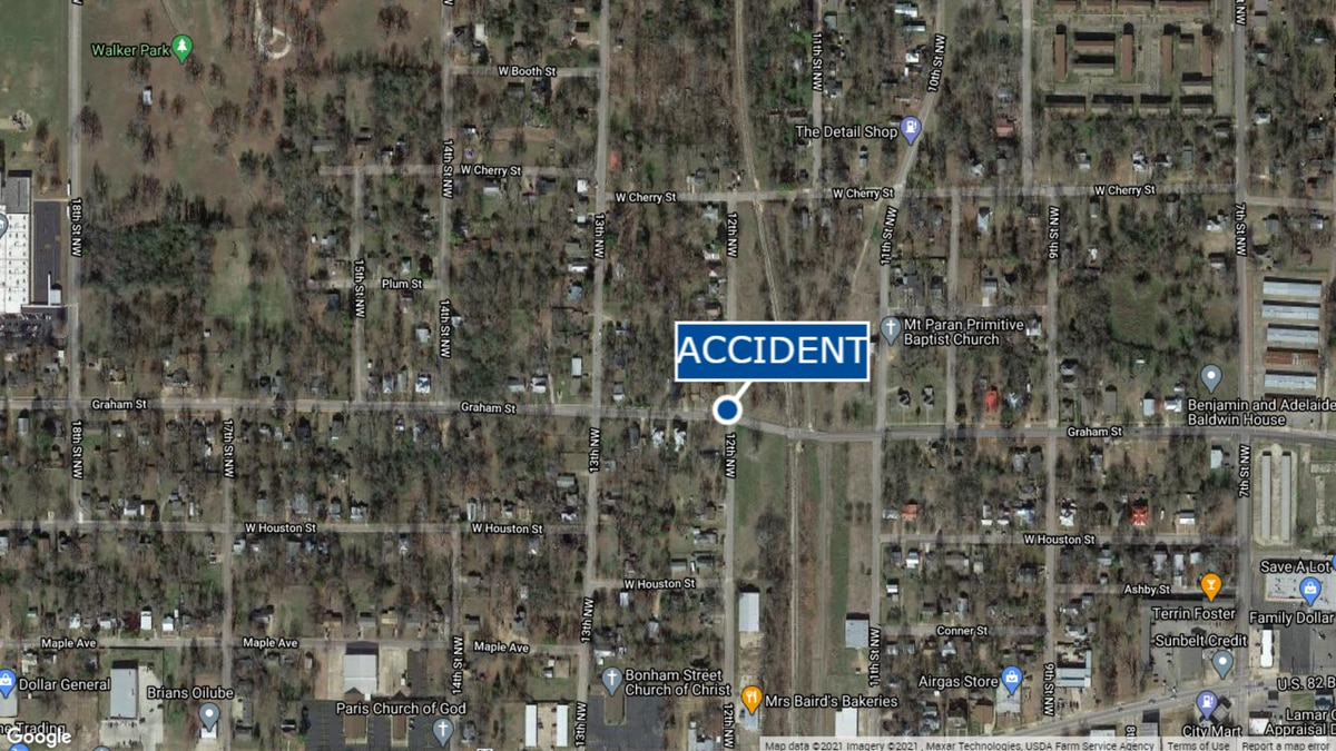 One person was killed in a rollover crash in Paris Monday morning.
