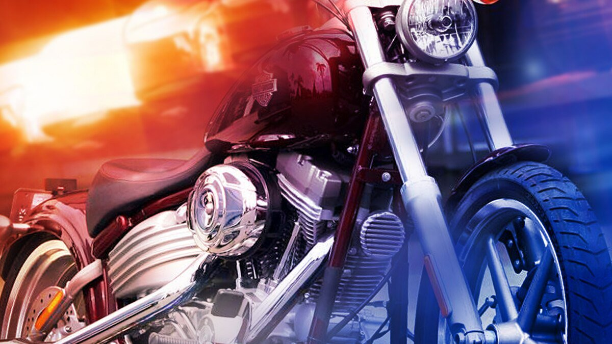 A Bryan County man was flown to a Plano hospital after crashing his motorcycle near Durant.