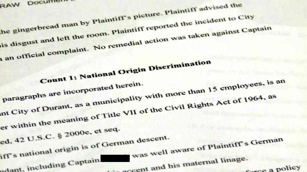 Former officer sues Durant Police Department for ...