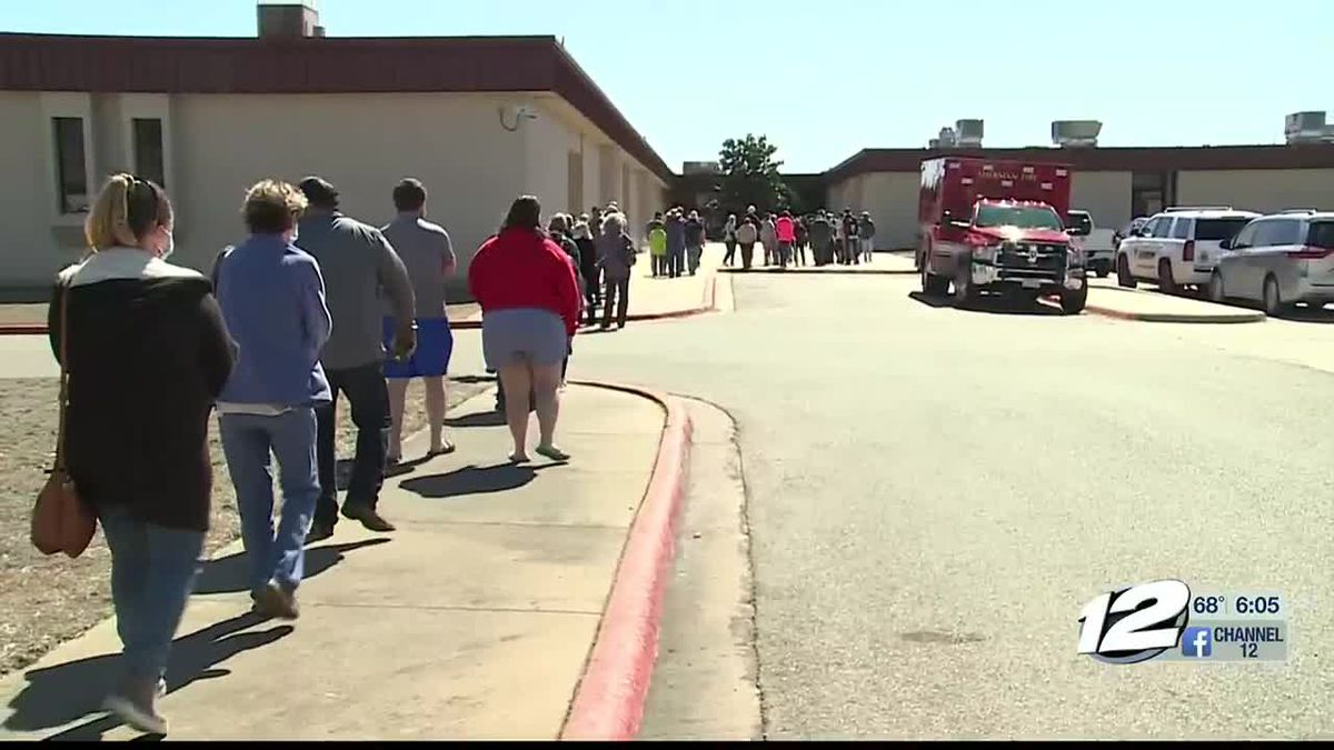 Texas, as mandated by the Governor, is set to reopen in one week, while thousands in Grayson...