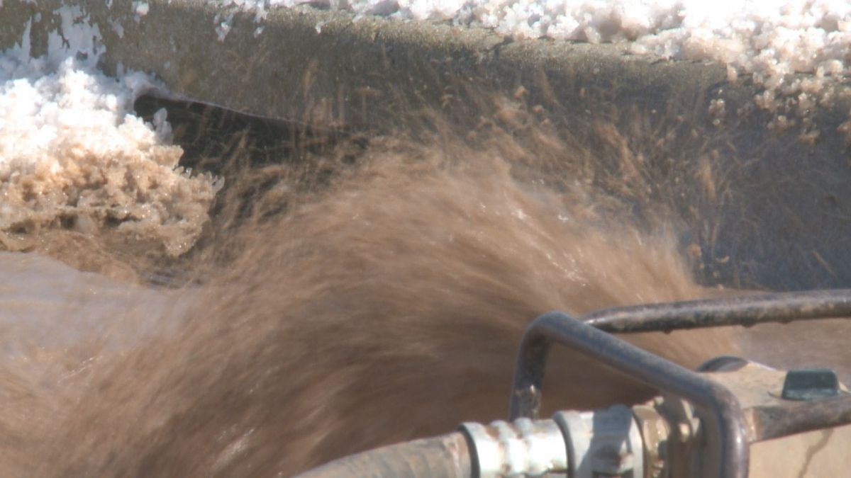 Ardmore had over 60 pipes burst Wednesday alone, according to public utilities director Shawn...