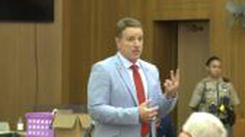 Congressman Pat Fallon held a town hall in Sherman Friday hearing concerns and fielding...