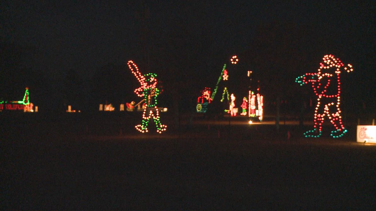 For 20 years, The City of Ardmore has welcomed the holidays by hosting the Festival of Lights,...
