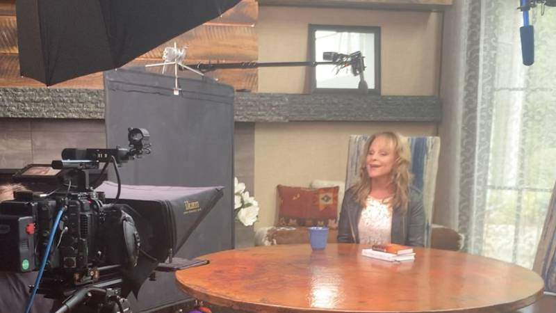Local Christian singer, Susie McEntire Eaton, host second season of Jesus Calling: Stories of...