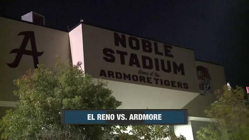 El Reno - Ardmore Highlights