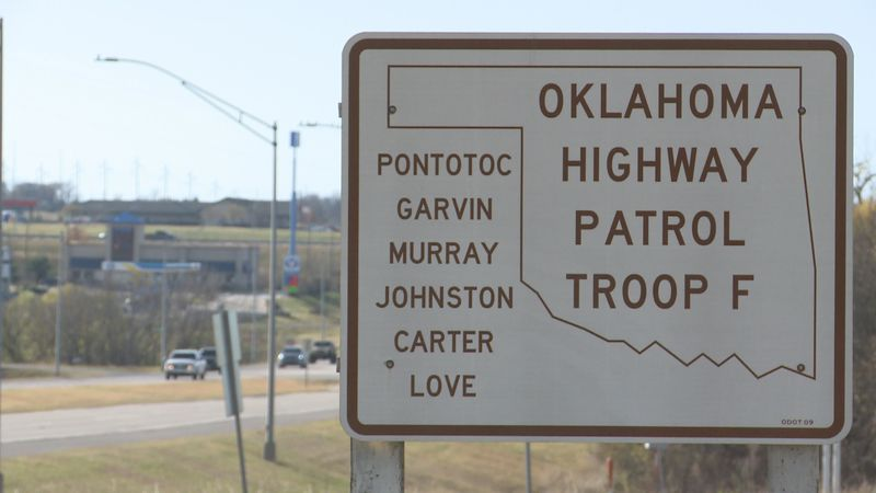 Oklahoma Highway Patrol is anticipating the busy weekend by posting troopers every 15 miles on...