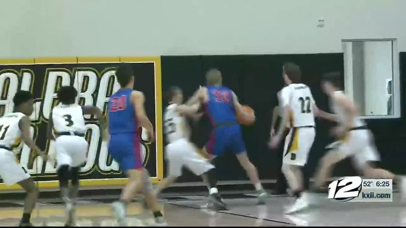 Boswell-Silo Boys Hoops Highlights