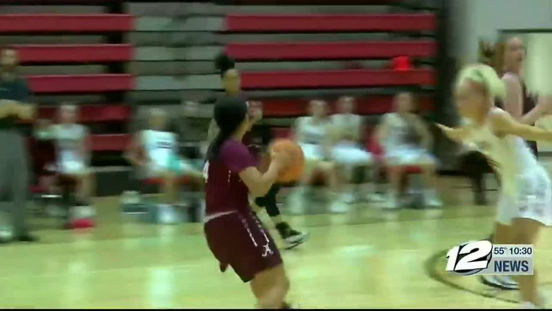 Ardmore-Duncan Girls Hoops Highlights