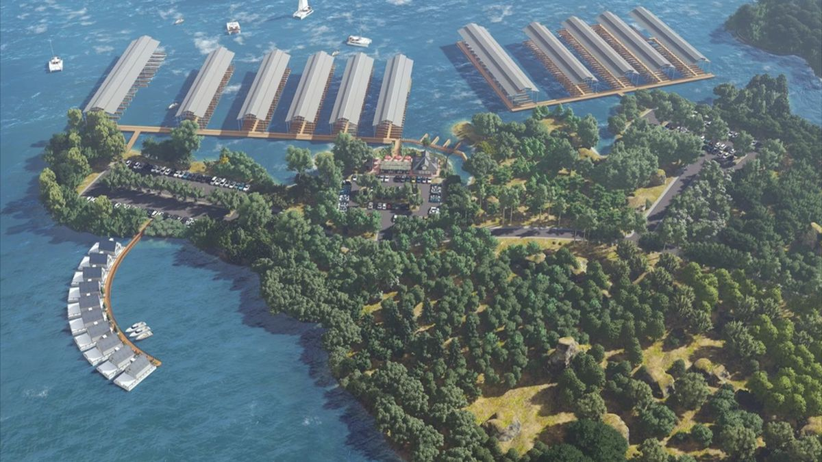 Murray Harbor marina resort plans to complete its first phase of construction in 2021 and the second phase in 2022.