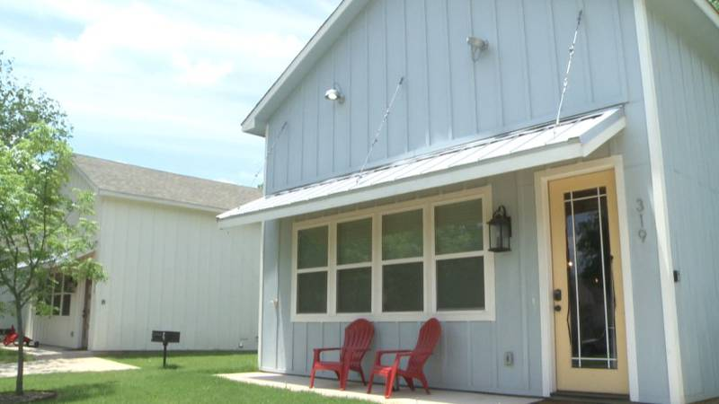 Growth in Denison has made them a top U.S. city for vacation rental investors.