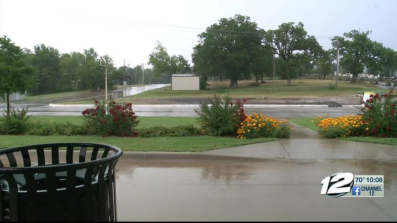 Citizens of Tishomingo will vote next week on whether to increase the sales tax rate they pay...